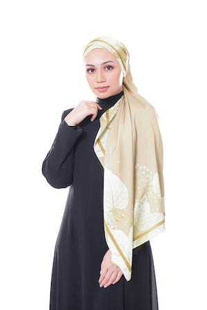 Hessa Black - Riyadh Heejab