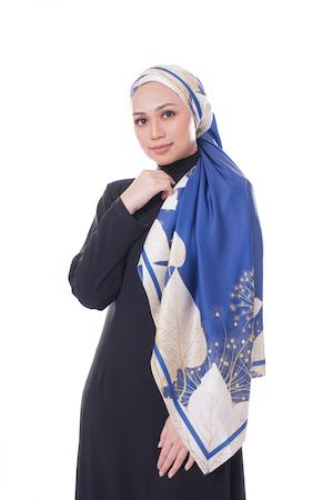 Hessa Ice Blue - Riyadh Heejab